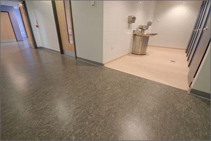Laminate flooring non slip laminate flooring kitchens for Hardwood floors slippery
